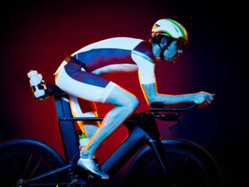 Estudio biomecánico ciclista